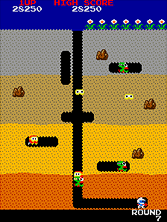 Dig Dug - [GNOY] Game Not Over Yet - MAME Roms & More!