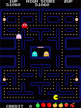 Pac Man - [GNOY] Game Not Over Yet - MAME Roms & More!